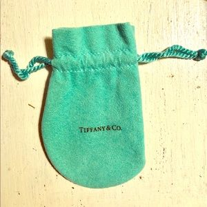 Tiffany and Co dust bag
